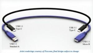 usb type c画像