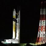 H2Aロケットに情報収集衛星