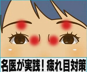 近視、目のつぼ