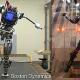 人型ロボット進展、ATLASとPETMANのバランス制御もすごい、ボストンダイナミクスの動画
